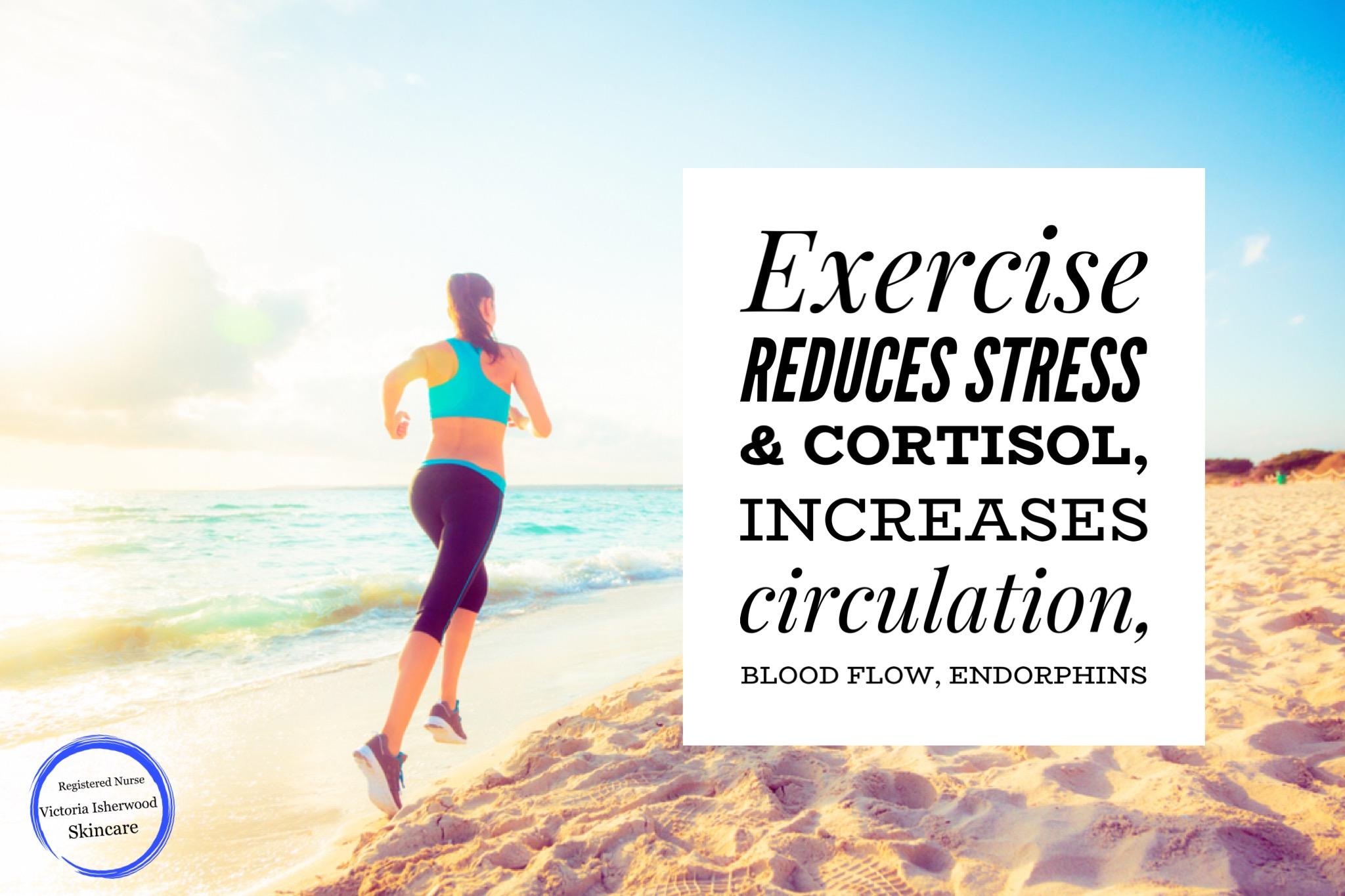 Exercise Skin Benefits