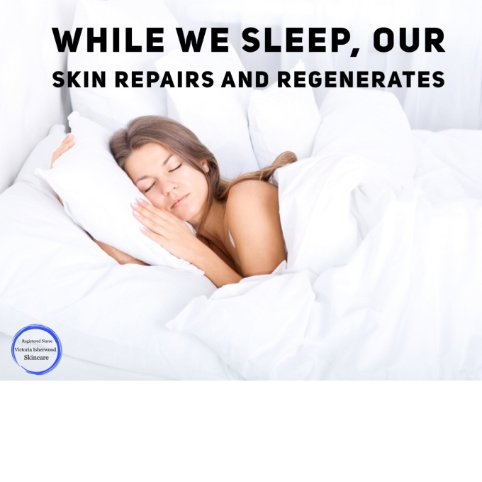 Sleep and your skin